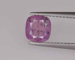 Natural Pink Sapphire 1.31 Cts from Afghanistan