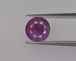 Natural Pink Sapphire 3.32 Cts from Afghanistan