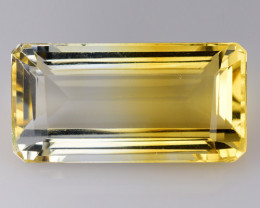 15.20 CT NATURAL CITRINE TOP QUALITY GEMSTONE C1