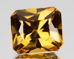 2.77 Cts Natural Imperial Yellow Zircon Sri Lanka Gem