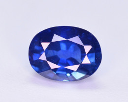 Amazing Color 1.10 Ct Natural Sapphire From Ceylon. RAH