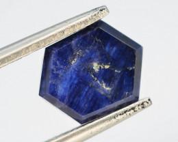 Rarest 2.58 ct Trapiche Pink Kashmir Sapphire ~ t