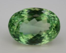 7.70 Ct Green Spodumene Gemstone From Afghanistan~ A.Q