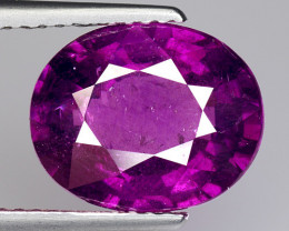 4.85 Ct Natural Grape Garnet Top Quality Gemstone. GG 01