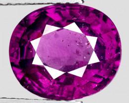 4.54 Ct Natural Grape Garnet Top Quality Gemstone. GG 02