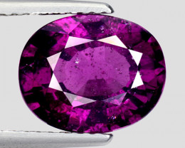 4.22 Ct Natural Grape Garnet Top Quality Gemstone. GG 03