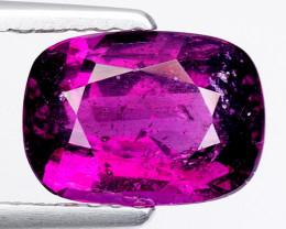 2.28 Ct Natural Grape Garnet Top Quality Gemstone. GG 06
