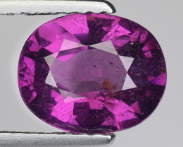 1.86 Ct Natural Grape Garnet Top Quality Gemstone. GG 09