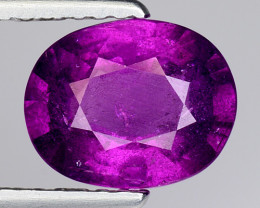1.85 Ct Natural Grape Garnet Top Quality Gemstone. GG 15