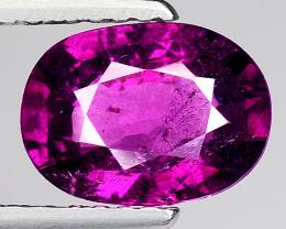 1.83 Ct Natural Grape Garnet Top Quality Gemstone. GG 21