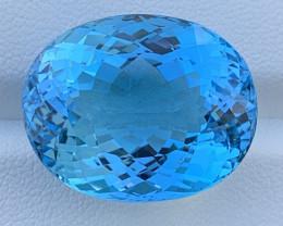 42.73 Carats Topaz Gemstones