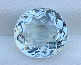 2.45 Carats Aquamarine Gemstones