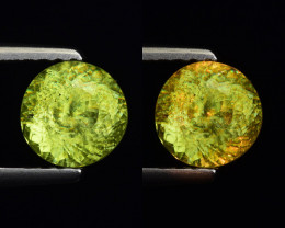 1.03 Ct Natural Sphene Sparkiling Luster Gemstone. SN 47
