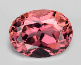 1.57 Cts Untreated Very Pink Color Natural Spinel Gemstone