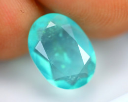 Paraiba Opal 1.32Ct Natural Peruvian Paraiba Color Opal DN27