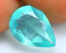 Paraiba Opal 1.04Ct Natural Peruvian Paraiba Color Opal DN29