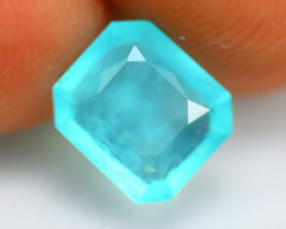 Paraiba Opal 0.90Ct Natural Peruvian Paraiba Color Opal DN30