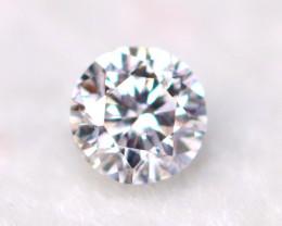Argyle Pink Diamond 2.51mm Genuine Round Cut Pink Diamond A2204