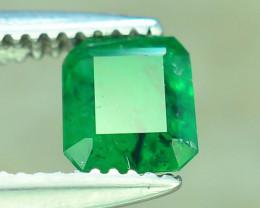 Top Color & Clarity 0.15 ct  Emerald