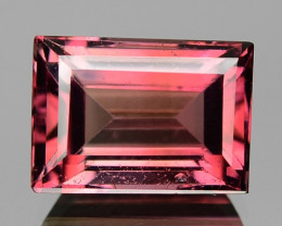4.21 Cts UNHEATED PINK COLOR NATURAL TOURMALINE LOOSE GEMSTONE