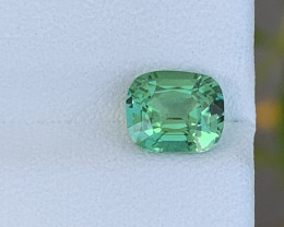 Mint 1.48 Carats Natural Color Tourmaline Gemstone From AFGHANISTAN