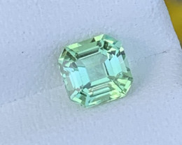 1.00 Carats Natural Color Tourmaline Gemstone From AFGHANISTAN