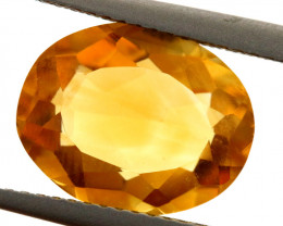 4.43-CTS MADEIRA CITRINE FACETED CG-2875