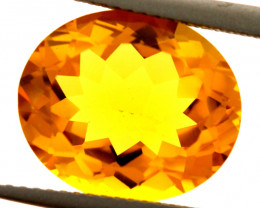 6.50 -CTS MADEIRA CITRINE FACETED CG-2877