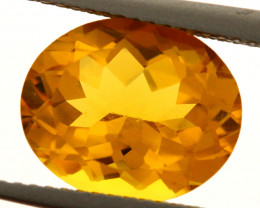 4.23-CTS MADEIRA CITRINE FACETED CG-2882