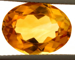 5.89-CTS MADEIRA CITRINE FACETED CG-2883