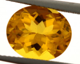 4.20-CTS MADEIRA CITRINE FACETED CG-2884