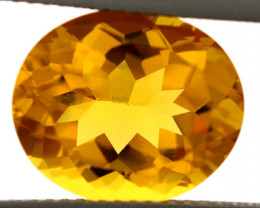4.99-CTS MADEIRA CITRINE FACETED CG-2885