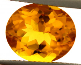 5.34-CTS MADEIRA CITRINE FACETED CG-2887
