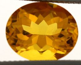 4.48-CTS MADEIRA CITRINE FACETED CG-2888