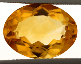 6.03-CTS MADEIRA CITRINE FACETED CG-2889