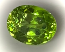 ⭐3.31ct Bright Green Peridot Gem - No reserve