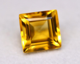 Citrine 5.00Ct Natural VVS Golden Yellow Color Citrine E2315