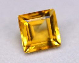 Citrine 4.94Ct Natural VVS Golden Yellow Color Citrine E2316