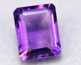 Amethyst 3.15Ct Natural Uruguay VVS Electric Purple Amethyst E2320