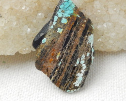 25.5cts Sale Nugget Turquoise ,Turquoise Cabochons ,Lucky Stone E881