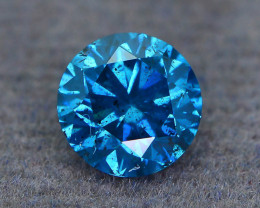AAA Grade 0.83 ct Blue Diamond SKU-19