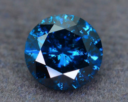 AAA Grade 1.13 ct Blue Diamond SKU-19