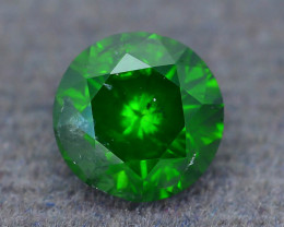 Rich Green Diamond 0.99 ct  Saturated Color SKU-19