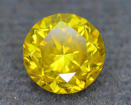 AAA Grade 0.93 ct Yellow Diamond SKU-19