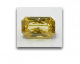 Natural Unheated Yellow Zircon|Loose Gemstone|New| Sri Lanka
