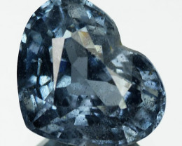 3.00 Cts AWESOME NATURAL BLUISH GREY SPINEL SRILANKA (Video Avl)