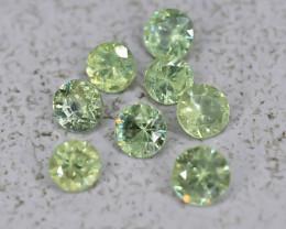 1.12 Crt Natural Demantoid Garnet Faceted Gemstone.( AB 16)