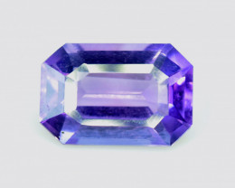 NR 2.20 cts Fancy Cut Natural Purple Color Amehtyst Gemstone