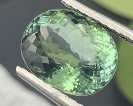 6.10 Cts Top Quality Seafoam Tourmaline Perfect Luster Ideal for Ring