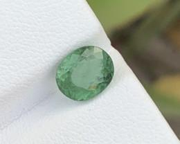 1.90 carats Green colour Tourmaline Gemstone